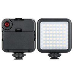 Свет фонарь W49 LED для стабилизаторов Zhiyun Smooth 4 и DJI Osmo Mobile 2