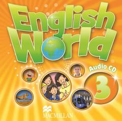 English World 3 Audio CD local