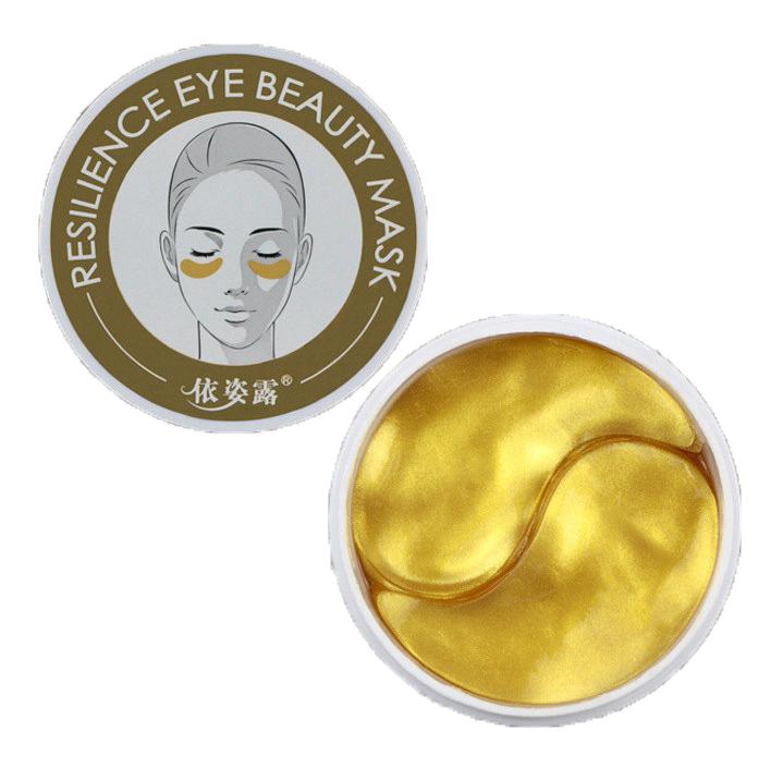 Ezilu Golden Collagen Eye Mask Гидрогел. Патчи для кожи вокруг глаз, 60 шт