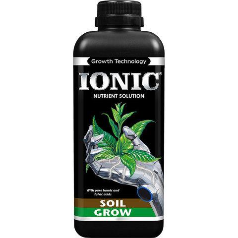 Удобрение IONIC Soil Grow для земли 1л