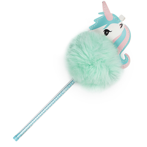 Ручка Fluffy Unicorn Mint