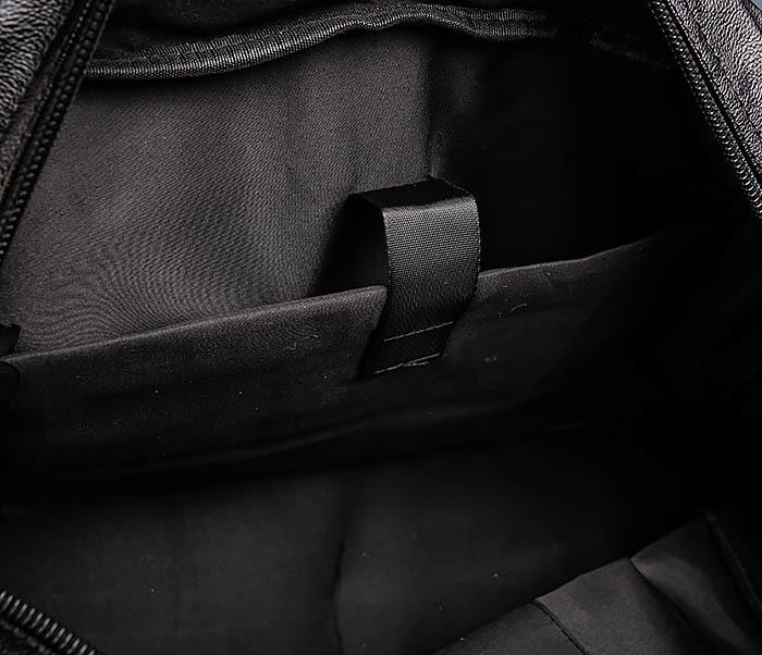 BAG544 Мужская дорожная сумка с ремнем на плечо фото 11