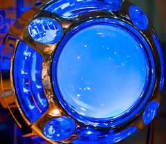 Глаз Дракона (подсветка для биксеновых линз) (BLUE)