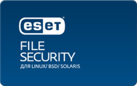 ESET NOD32 File Security