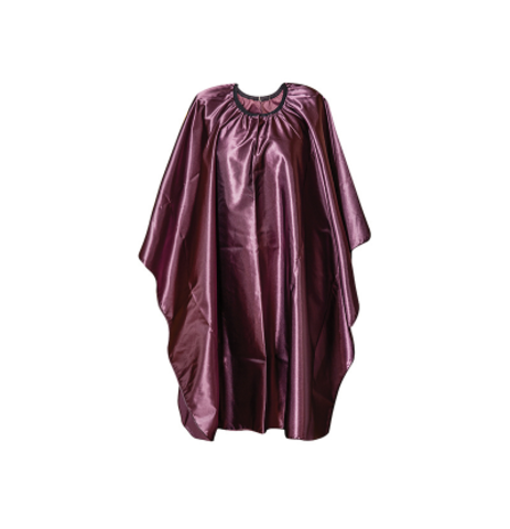 Пеньюар Harizma Bright Satin Cape виноградный (130х150см)