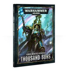 Codex: Thousand Sons 8 edition