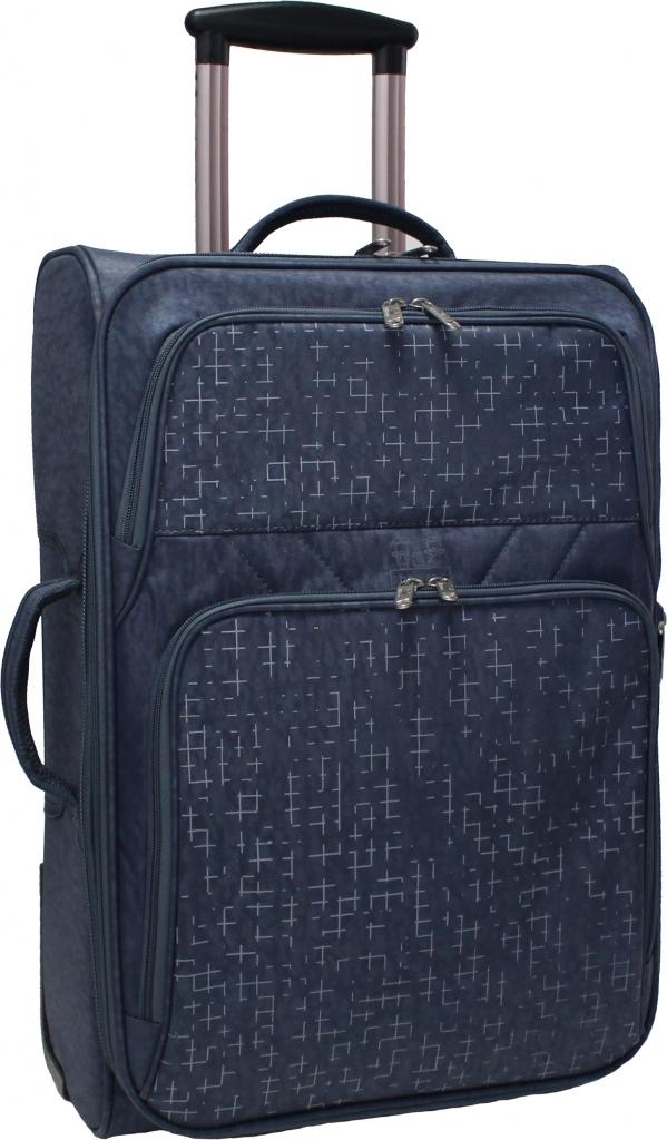 Дорожные чемоданы Чемодан Bagland Леон средний 51 л. Темно серый (003767024) 121b4a4ad27e13bb351226eeb2eb3adb.JPG
