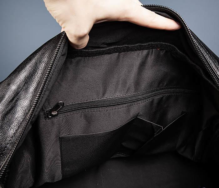 BAG544 Мужская дорожная сумка с ремнем на плечо фото 12