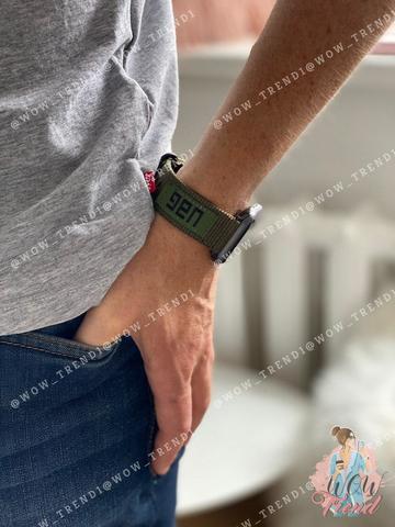 Ремешок Apple watch 42mm UAG series /green/