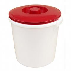 Бак пищевой (45 л) с крышкой