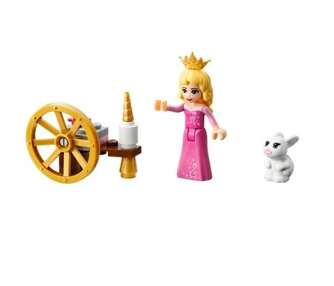 LEGO Disney Princess: Спальня Спящей красавицы 41060 — Sleeping Beauty's Royal Bedroom — Лего Принцесса Диснея