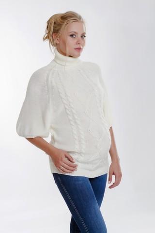 Блузка 07796 белый