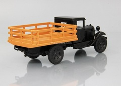 Ford-AA USSR black 1:43 DeAgostini Auto Legends USSR #222