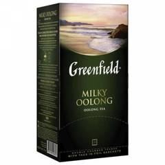 "Чай ""Greenfield"" Milky Oolong 25*1,8г"