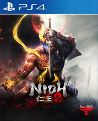 PS4 Nioh 2 (русские субтитры)