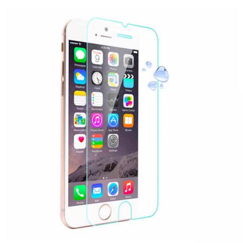 Защитное стекло с голубым отливом 2,5D 9H 0.3mm для iPhone 4G/4S/5/5S/5C/6/6s/6 plus