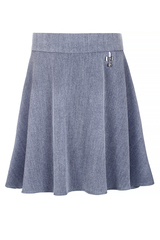 Юбка текстильная для девочки
