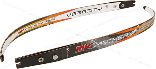 Плечи для лука MK Korea Limbs Formula Verasity Carbon/Wood (пара)