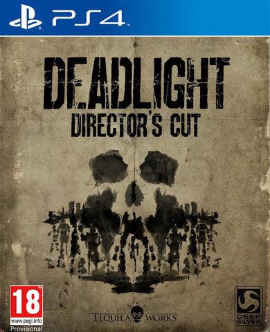 Sony PS4 Deadlight - Directors Cut (английская версия)