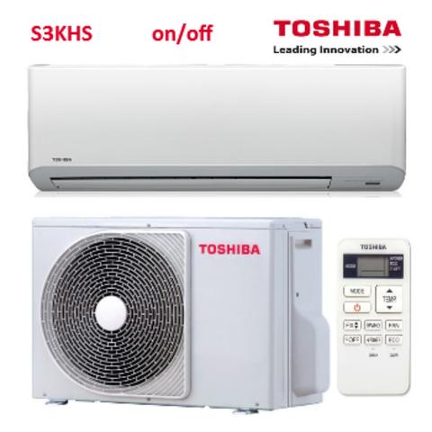 TOSHIBA - RAS-24S3KHS-EE  до 70 м2
