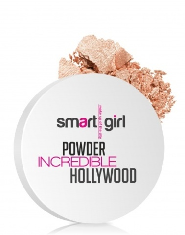 BelorDesign Smart Girl Пудра с бронзирующим эффектом INCREDIBLE HOLLYWOOD тон 1