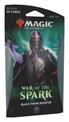 Тематический бустер выпуска «War Of Spark»: Black (английский)