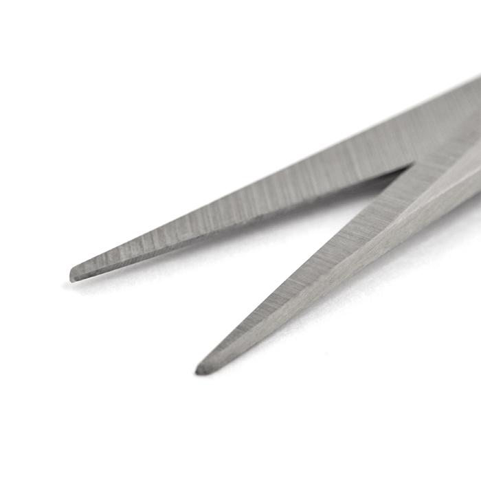 Ножницы для рукоделия Maxwell лезвия, крупный план