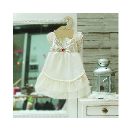 1163 LD - Платье для собак