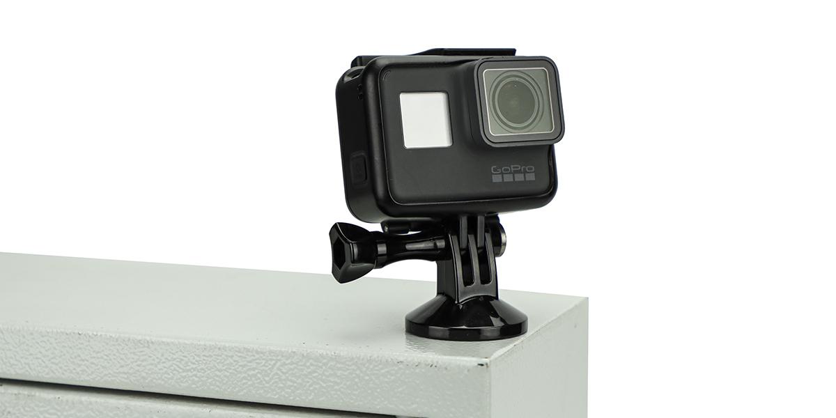 Магнитное крепление SP Magnet mount с камерой спереди