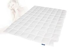 Одеяло пуховое 180х200 Kauffmann Пух Гаги Лиосилк