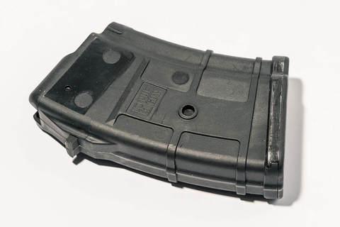 Магазин Pufgun для АКМ 7.62x39 ВПО-136 ВПО-209 на 10 патронов, черного цвета