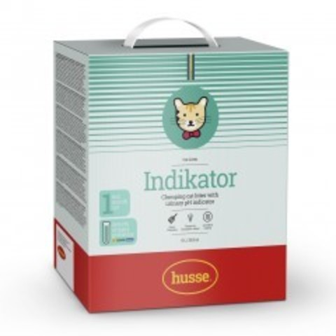 Indikator - наполнитель