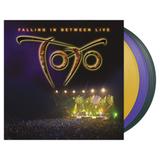 Toto / Falling In Between Live (Coloured Vinyl)(3LP)