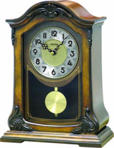 Настольные часы Rhythm CRJ717CR06