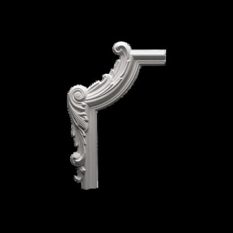 Угловой элемент Европласт из полиуретана 1.52.290, интернет магазин Волео