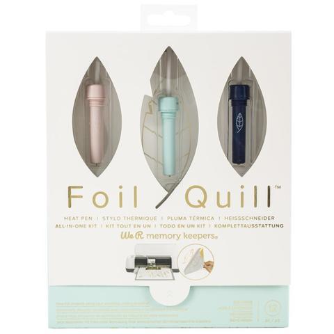 Набор насадок для фольгирования  We R Memory Keepers Foil Quill Pen Fine Tip. Тонкая.