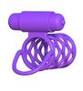 Эрекционное кольцо с вибрацией C-Ringz Vibrating Couples Cage