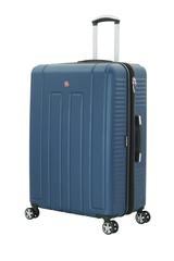 Чемодан Wenger Vaud синий, 69x30x48 см, 99 л
