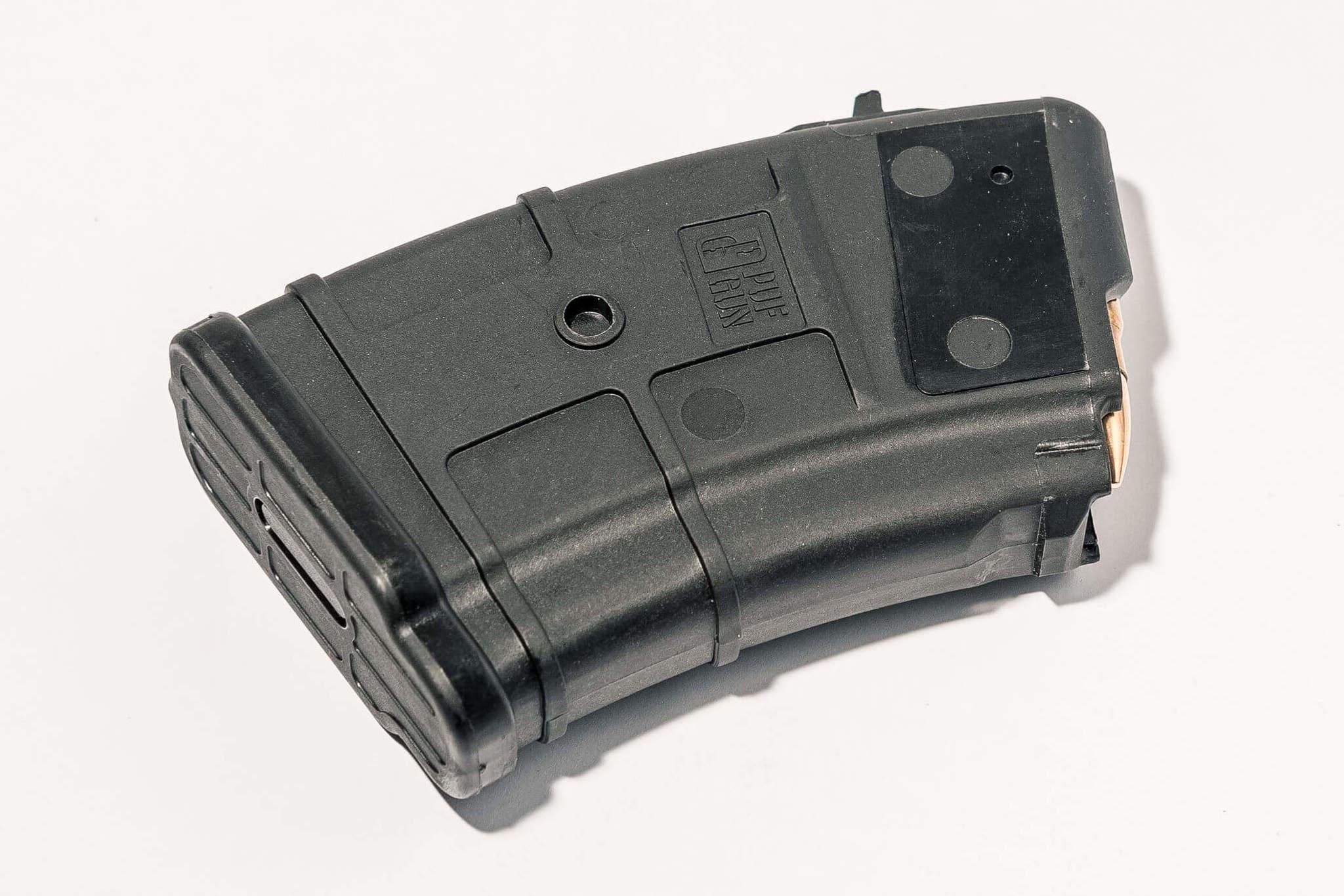 Магазин Pufgun для ВПО-136 ВПО-209 на 10 патронов, черного цвета