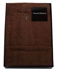 Полотенце 100х150 Cesare Paciotti V.12 коричневое