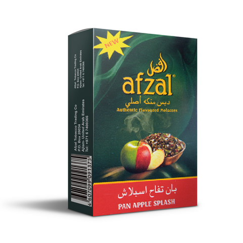Табак Afzal Pan Apple Splash 50 г