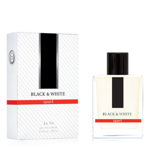BLACK & WHITE (Dior Homme Sport)
