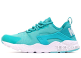 Кроссовки Женские Nike Air Huarache Run Ultra Hyper Turquoise White