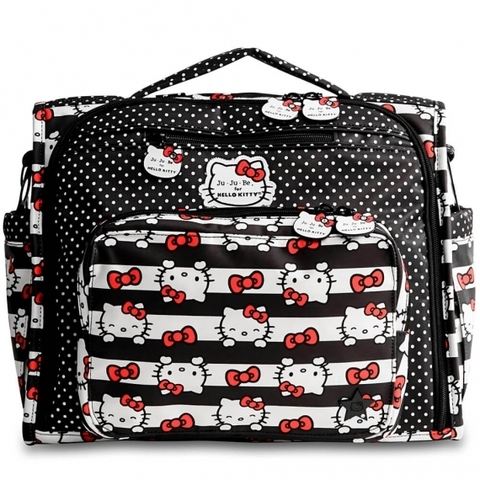 Сумка рюкзак для мамы Ju-Ju-Be B.F.F. Hello Kitty Dots & Stripes