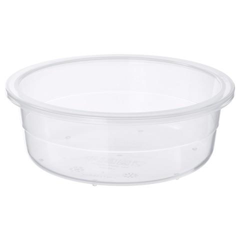 ИКЕА/365+ Контейнер для продуктов круглой формы, пластик