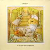 Genesis / Selling England By The Pound (LP)
