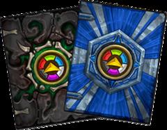 Codex: Альбомы для карт синий и черный