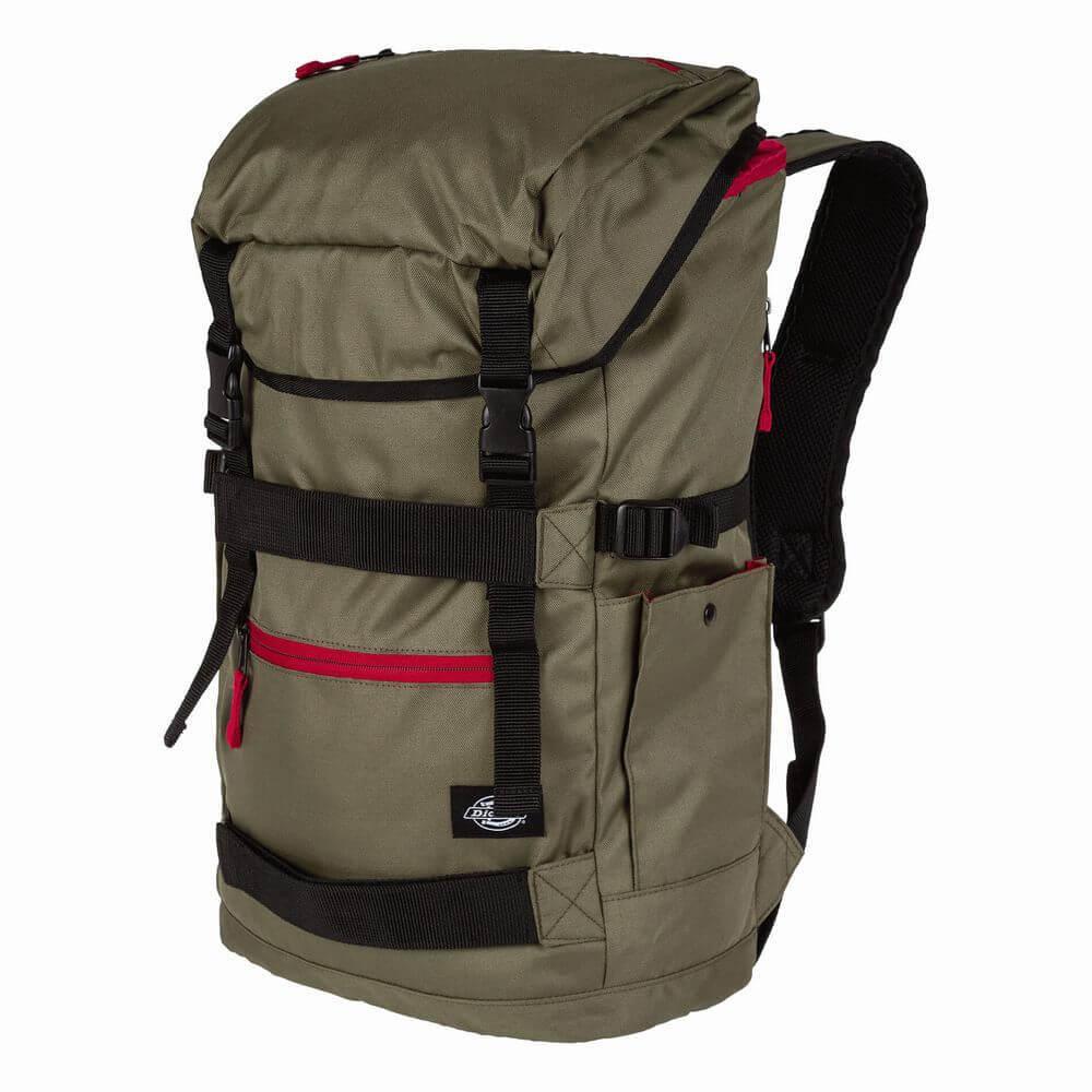 Рюкзак для скейта DICKIES Millcreek (Olive Green)