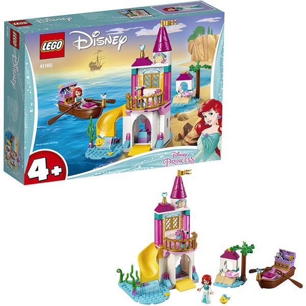 Конструктор LEGO Disney Princess Морской замок Ариэль 41160