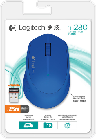 LOGITECH M280 Blue [112028]